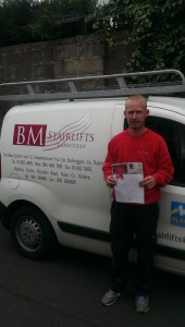 Keelan Noone - New BM Stairlifts Employee - Otolift Stairlift Qualified
