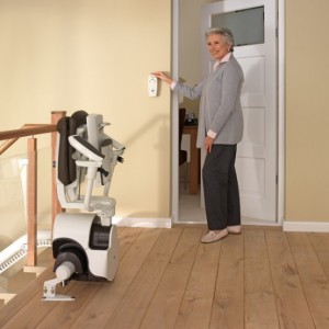 Slimed-Stair-Lift-Design