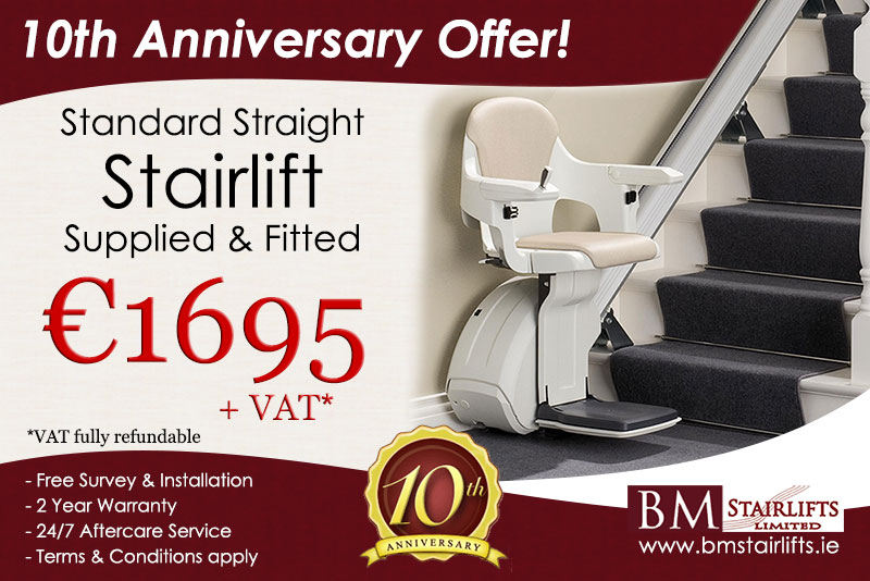 Straight Stairlift Offer