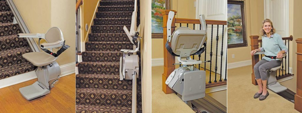 Homeadapt Elan Stairlifts in Ireland